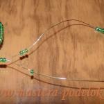 Подробное описание плетения розы из бисера с фото