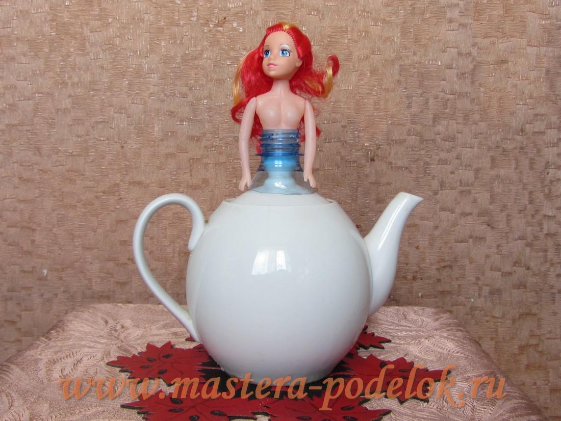 Куклы на заварочный чайник своими руками 11