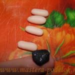 Поделка «Овечка» из глины своими руками